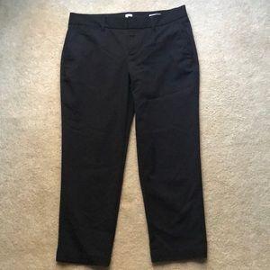Gap Slim Crop Work Pants